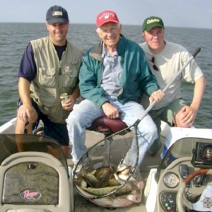Spring Walleye Fishing Spots
