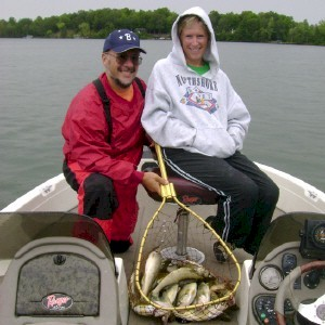 Fall Walleye Fishing Guide